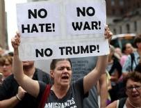 Silikon Vadisi'nde Trump ve ırkçılık karşıtı protesto