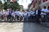 BİSİKLET - Taşköprü'de Bisiklet Turu Yapıldı