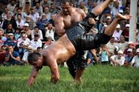 DENIZ PIŞKIN - Tosya Güreşleri Kırkpınar'ı Aratmadı
