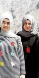 İBRAHIM AYDEMIR - Trafik Kazası Kurbanı 2 Kız Kardeş Son Yolculuğuna Uğurlandı