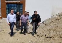 İLÇE MİLLİ EĞİTİM MÜDÜRÜ - Vali Kaymak, Atakum'daki Projeleri İnceledi