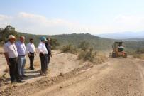 GÖKÇELER - Yunusemre'de Ova Yolları Düzenleniyor