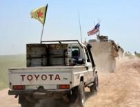 HUMMER - ABD'den YPG'ye 60 tır askeri sevkiyat