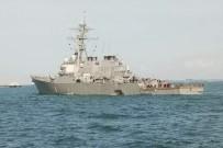 ABD Savaş Gemisi İle Petrol Tankeri Çarpıştı Açıklaması 10 Asker Kayıp, 5 Yaralı
