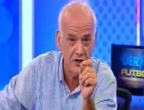BEYAZ FUTBOL - Ahmet Çakar'dan Hakan Hepcan'a ağır sözler