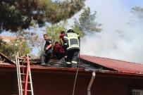 SAĞLIK OCAĞI - Aile Sağlık Merkezinde Korkutan Yangın