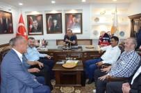 BURHAN ÇAKıR - AK Parti Düzce'de Temayül Yoklamaları Yapıldı