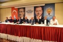 METAL YORGUNLUĞU - AK Parti Genel Başkan Yardımcısı Erol Kaya Açıklaması 'Belediyelerde En Ufak Bir Eksiğe, Hataya Tahammülümüz Yok'