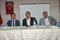 AK PARTİ İLÇE BAŞKANI - AK Parti Muş Milletvekili Şimşek'in 'Malazgirt 1071 Anma Programı' Toplantısı