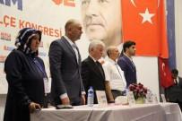 İBRAHIM AYDEMIR - AK Parti Narman İlçe Başkanı Metin Okumuş, Güven Tazeledi