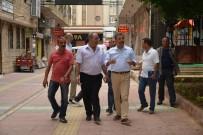 TURGUTREIS - Akdeniz'de 83 Bin Ton Asfalt, 72 Bin Metrekare Kilit Parke Çalışması Yapıldı