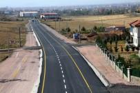 SICAK ASFALT - Aksaray'da 2 Kilometrelik Yeni TOKİ Yolu Hizmete Açıldı