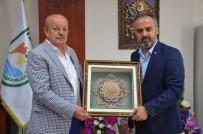 Aktaş'tan İznik Belediyesi'ne Hayırlı Olsun Ziyareti