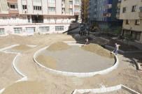 ALİ KORKUT - Ali Korkut, Gez Semtinde Kamulaştırma Yapıp Park Yapıyor