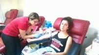 Aydın'da Kan Bağışı Kampanyası Sürüyor