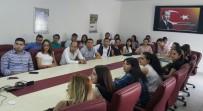 Aydın'da Market Çalışanlarına  'Güvenilir Gıda' Konulu Eğitim Verildi