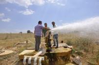 TERMAL TESİS - Bahçesinden Termal Su Çıktı