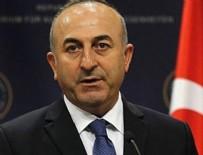 TEMSİLCİLER MECLİSİ - Bakan Çavuşoğlu Irak'a gidiyor