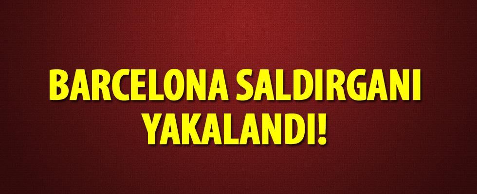 İspanyol basını: Barcelona saldırganı yakalandı!