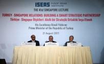 Başbakan Binali Yıldırım, 'Singapore Lecture' Konferansında