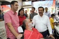 Başkan Atilla Bismil'de İncelemelerde Bulundu