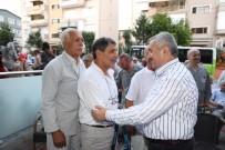 Başkan Baran, Hacı Adaylarını Uğurladı