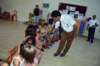 Başkan Gül Okul Ve Belediye Çalışmalarını İnceledi