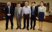 Başkan Karaosmanoğlu,'Kore İle Gönül Birlikteliğimiz Var'