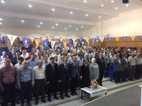 HALIL ELDEMIR - Başkan Yalçın, AK Parti Pazaryeri İlçe Başkanlığı 6. Olağan Kongresini Değerlendirdi