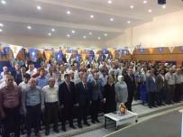 Başkan Yaman, AK Parti İlçe Kongrelerine Katıldı