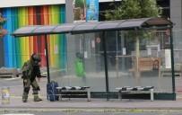 EMNIYET ŞERIDI - Başkent'te Şüpheli Valiz Polisi Alarma Geçirdi