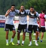 Beşiktaş'ta Bursaspor Maçı Hazırlıkları Sürüyor