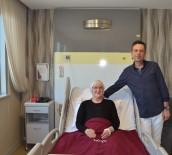 BEYİN TÜMÖRÜ - Beynindeki tümör 'konuşarak' çıkarıldı