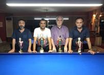 BILARDO - Bilardoda Zafer Kupası Heyecanı