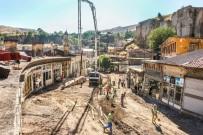 BİTLİS - Bitlis'te Sokak Sağlıklaştırma Çalışmaları Devam Ediyor