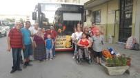 MEHMET ÇETIN - Büyükşehirden Engellilere Araç Desteği
