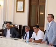 İŞ DÜNYASI - Eko Avrasya  Yönetim Kurulu Başkanı Hikmet Eren Açıklaması 'Türkiye İle Azerbaycan İşbirliğini Daha Da Artırmalıyız'