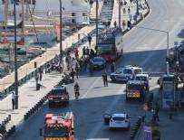 TERÖR SALDIRISI - Fransa'da araç kalabalığın arasına daldı