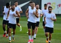 Galatasaray, Sivasspor Maçı Hazırlıklarına Başladı
