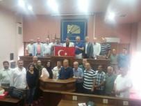 DERNEK BAŞKANI - Gemlik Heyeti Yunanistan'da