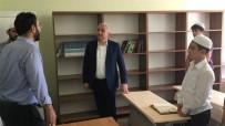 KURBAN BAYRAMı - Genel Müdür İsmail Palakoğlu Müftülük Çalışmalarını Yerinde İnceledi