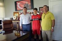 İSMAİL ÖZKAN - Gölbaşı Belediyespor'dan Gençlerbirliği'ne Transfer