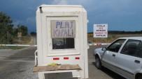 Görevli Darp Edilince İşletme Sahibi Plajı Kapattı