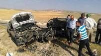 Günyüzü'nde Trafik Kazası, 1 Kişi Yaralandı
