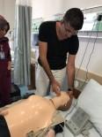 KALP MASAJI - Hastane Çalışanlarına Yaşam Desteği