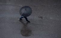 DOLU YAĞIŞI - İBB'den Yağış Uyarısı