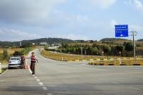 JANDARMA - Jandarma'dan Devrekani Kavşağına Radarlı Önlem