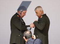 KEŞİF UÇAĞI - Jandarma Genel Komutanı Çetin Görevi Teslim Aldı