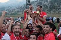 BERABERLIK - Kızıldağ'da Futbol Heyecanı