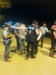 Kumla'da 150 Polisle Huzur Operasyonu